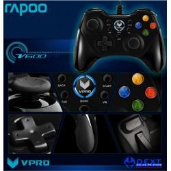 Rapoo Vpro V600 Black Gamepad
