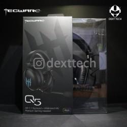 Tecware Q5 HD 7.1 Surround...
