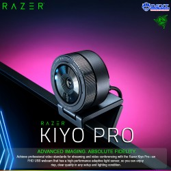 Razer Kiyo Pro for...