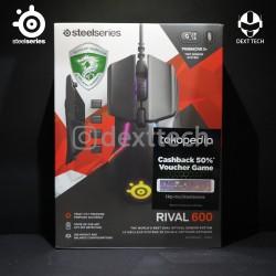 SteelSeries Rival 600 Black...