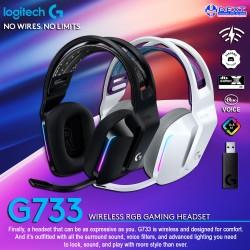 Logitech G733 Lightspeed...