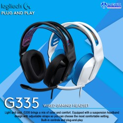 Logitech G335 Wired Gaming...