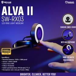 Rexus Webcam Stream Alva II...