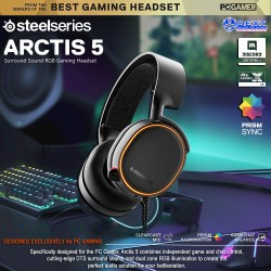 SteelSeries Arctis 5 (2019)...