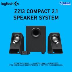 Logitech Z213 Compact 2.1...