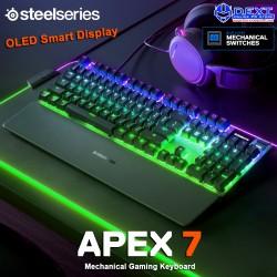 SteelSeries Apex 7 Blue...