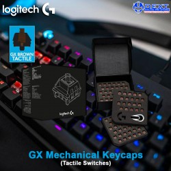 Logitech GX Mechanical...