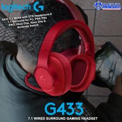 Logitech G433 7.1 Surround...