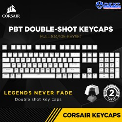 Corsair PBT Double-shot...