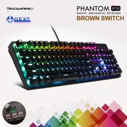 ecware Phantom 104 RGB...