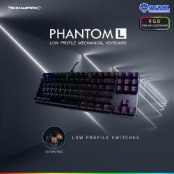 Tecware Phantom L RGB Low...
